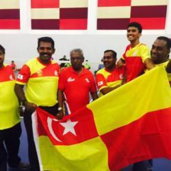 பூப்பந்து விளையாட்டில் சிலாங்கூர் வீரர்கள் ஆதிக்கம் - சுக்கிம் 4 2017