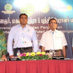 ம.இ.கா தேசிய இளைஞர், மகளிர், புத்ரா, புத்ரி பேராளர் மாநாடு நடைபெற்றது